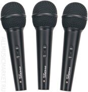 Phonic DM680 (3 pack)